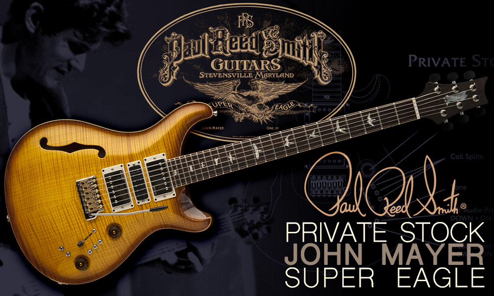 Prs johnmayer hp small