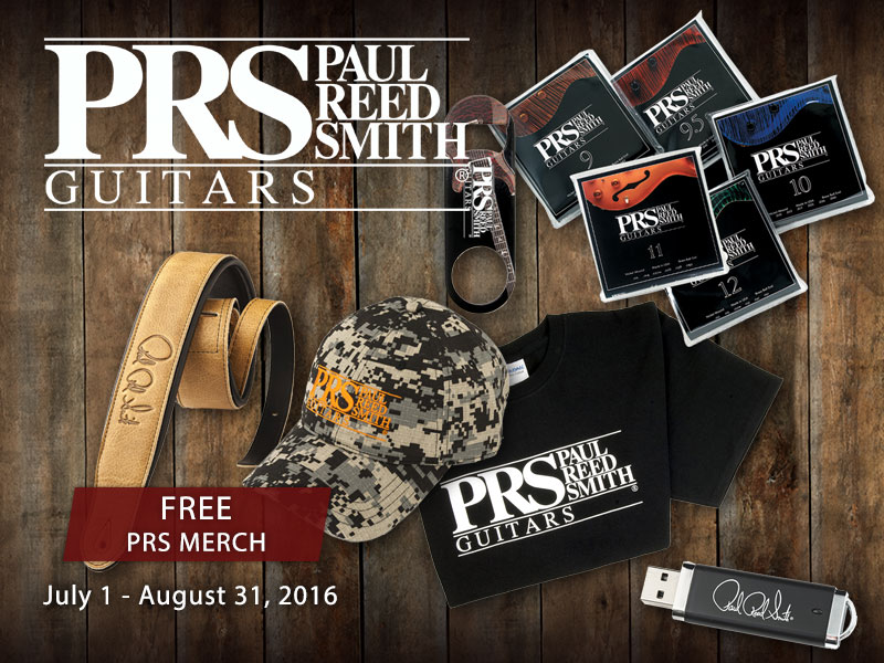 PRS: Summer Giveaway image