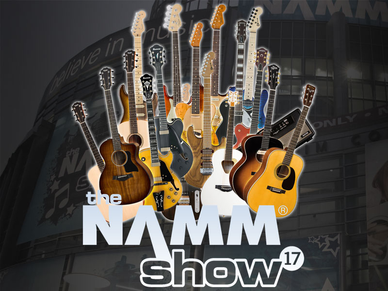 NAMM 2017 – New Releases image