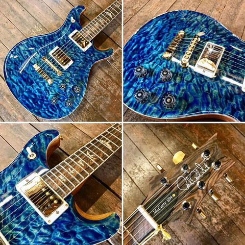 PRS-McCarty-594-Quilt