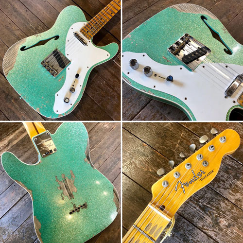 Fender-Custom-Shop-Thinline-Tele-NAMM