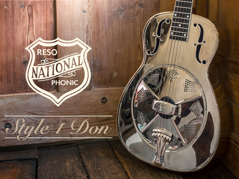 GUITAR OF THE MONTH: National Style 1 Don image