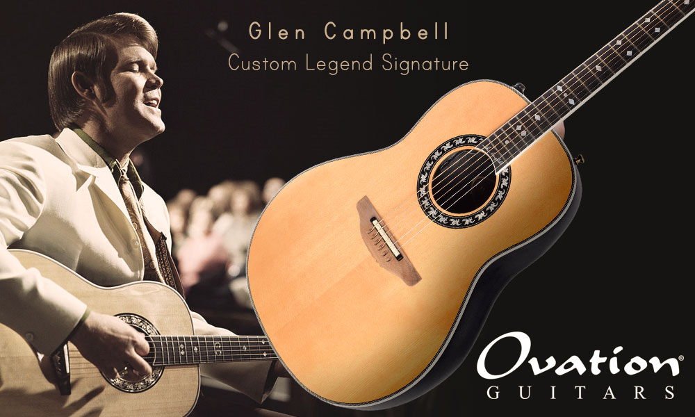 Ovation glen campbell hp