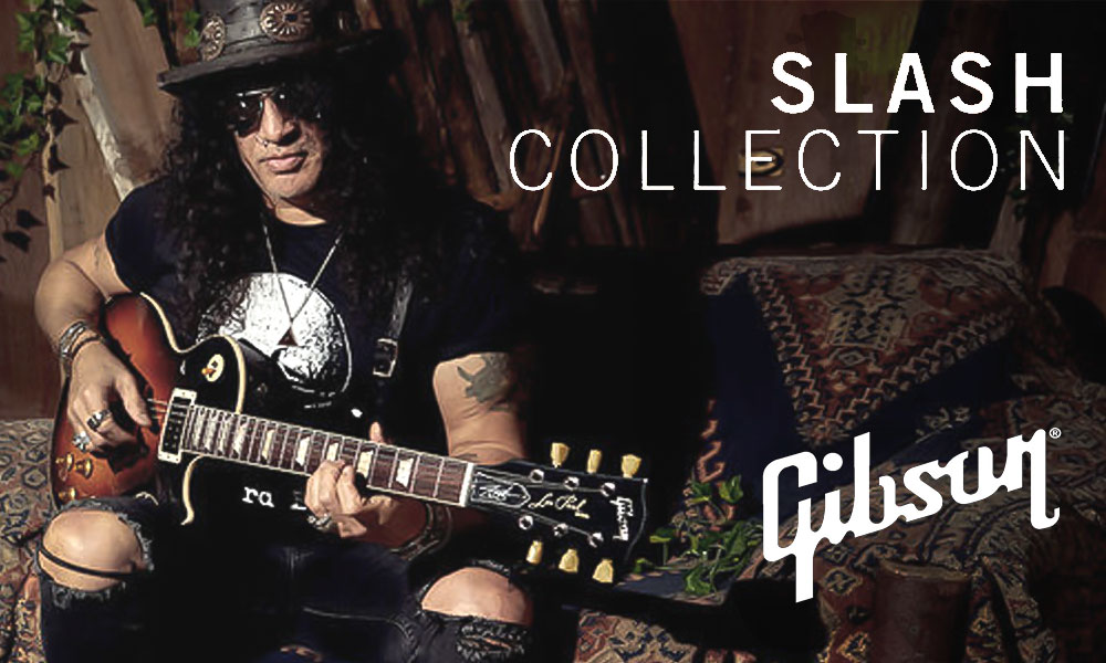 Gibson slash collection 2020 small