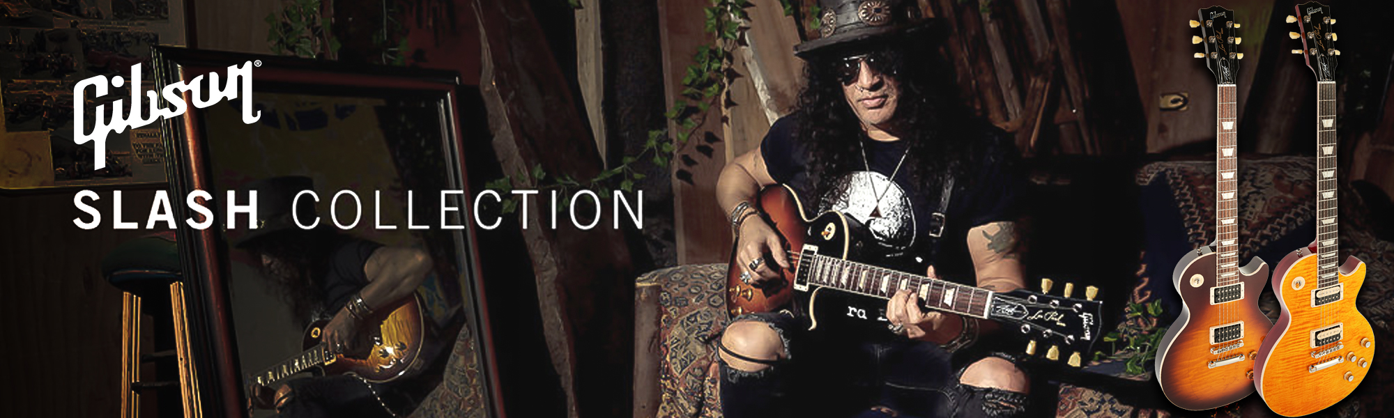 Gibson slash collection 2020