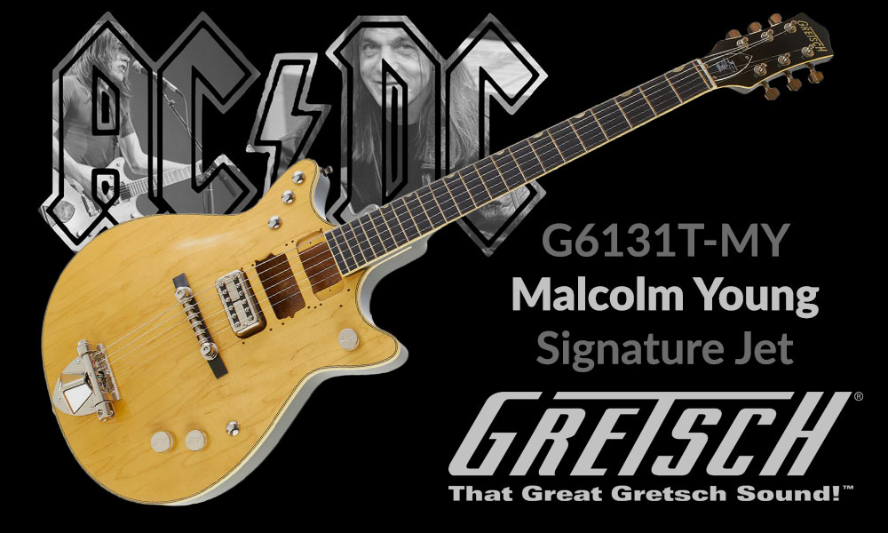 Gretsch malcolm young hp